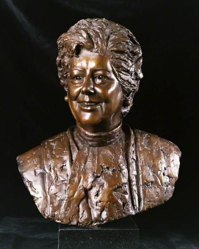 Betty Boothroyd (b.1929), MP