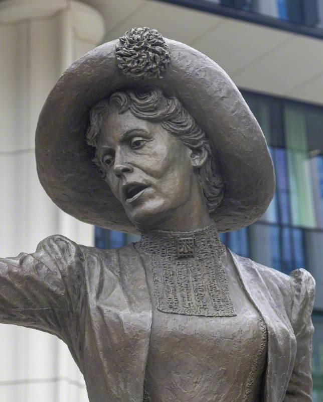 'Rise up, women' (Emmeline Pankhurst, 1858-1928)