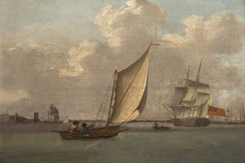 Saltash Passage, Plymouth