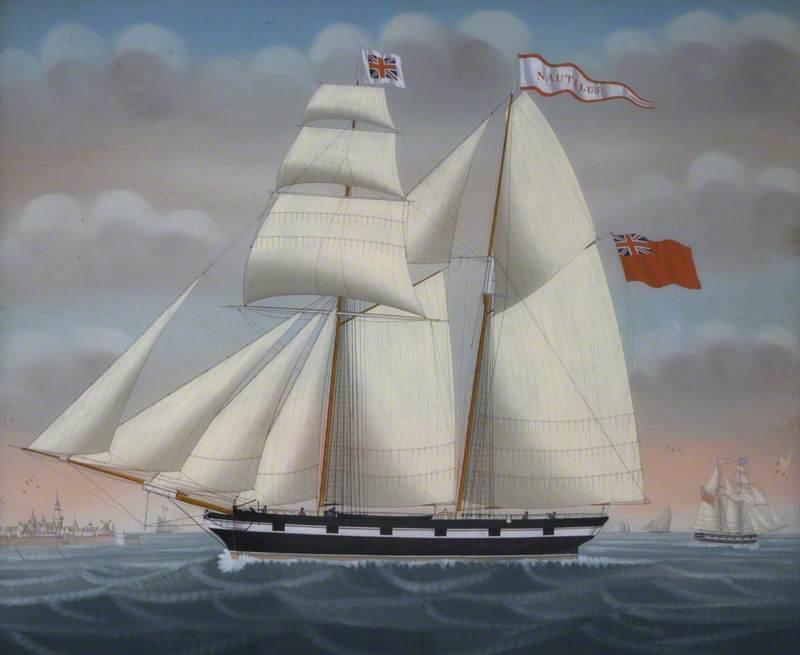The 'Nautilus' of Brixham