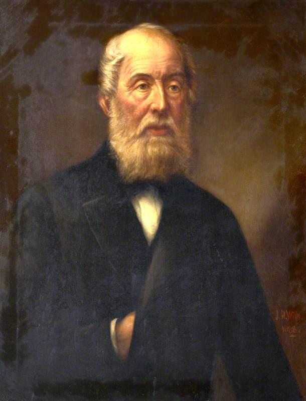 Edward Vivian, Esq., MA, JP