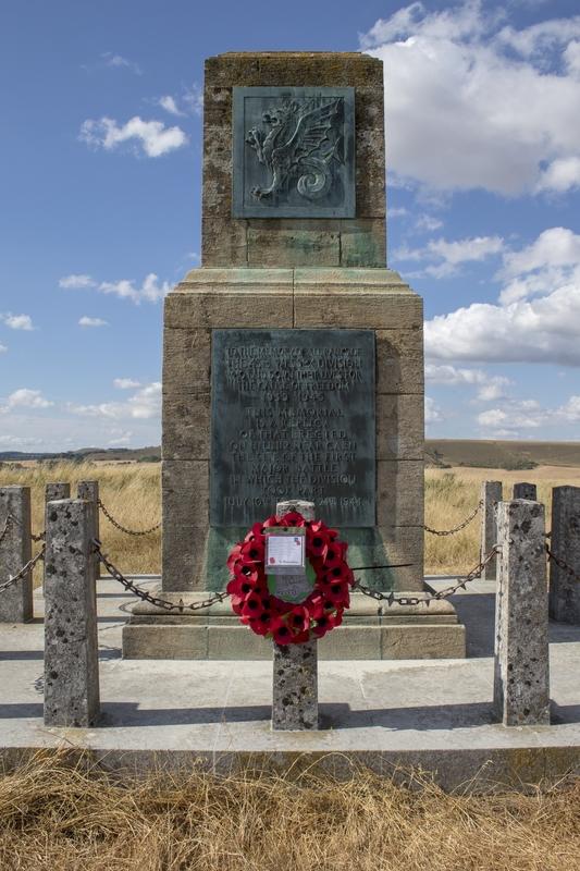 Wessex Division War Memorial