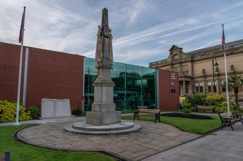 Lancashire Fusiliers Regimental War Memorial