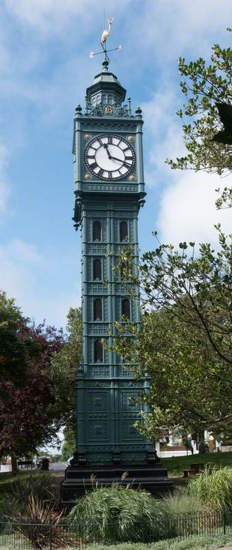 Blaker's Park Clock Tower