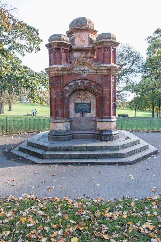 Queen's Park Drinking Fountain