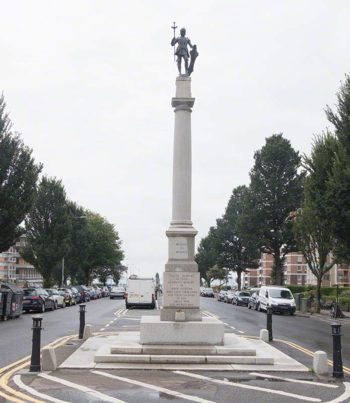 War Memorial – Saint George