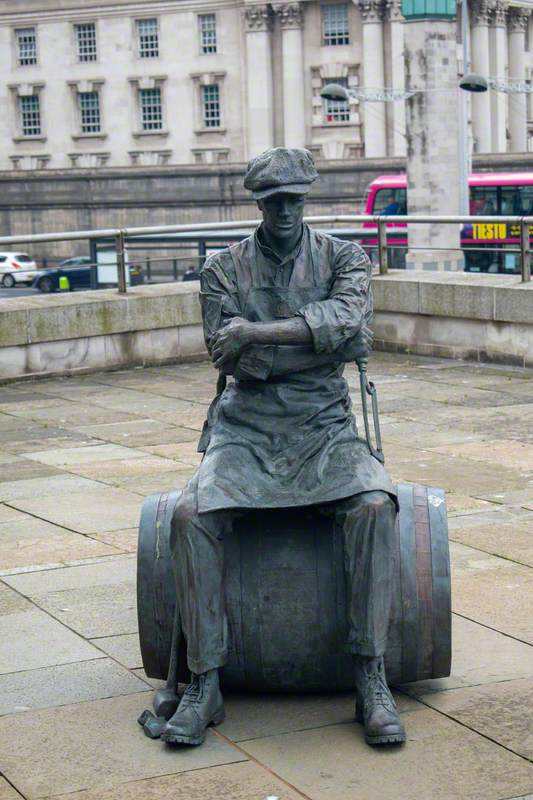 The Barrel Man