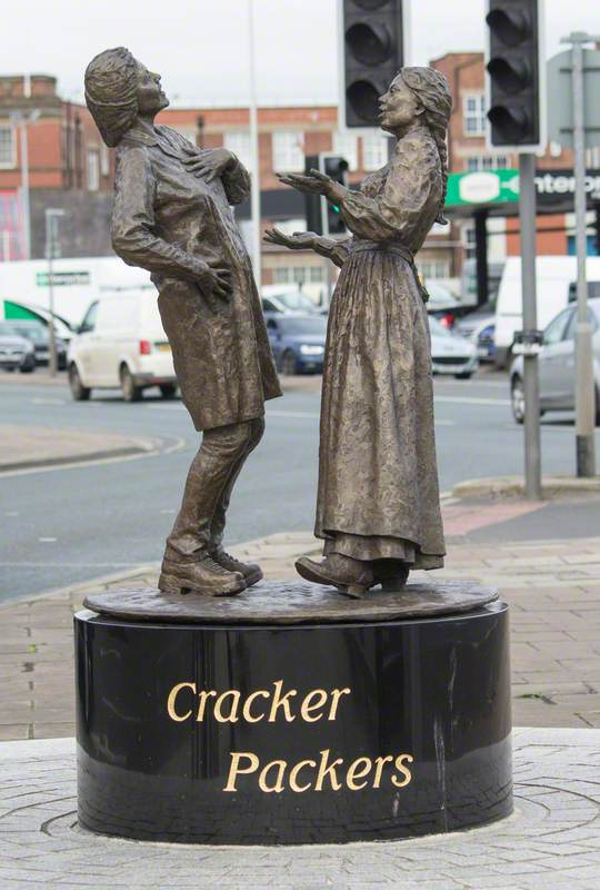 The Cracker Packers