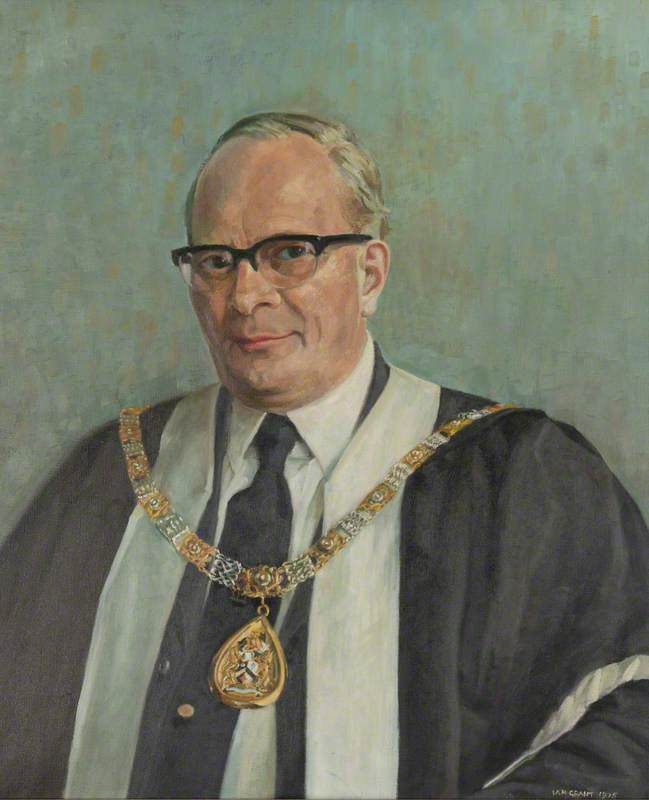 Patrick Sarsfield Byrne, CBE, President of the Royal College of General Practitioners (1973–1976)