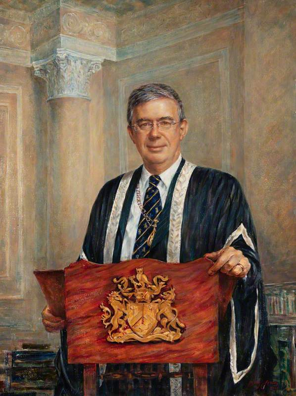 Sir David Antony Haslam, CBE, President of the Royal College of General Practitioners (2006–2009)