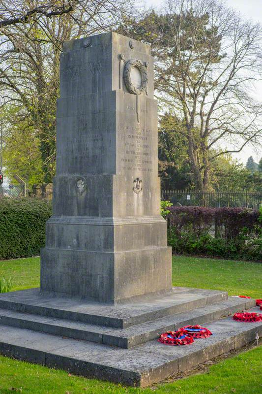 Welch Regimental War Memorial