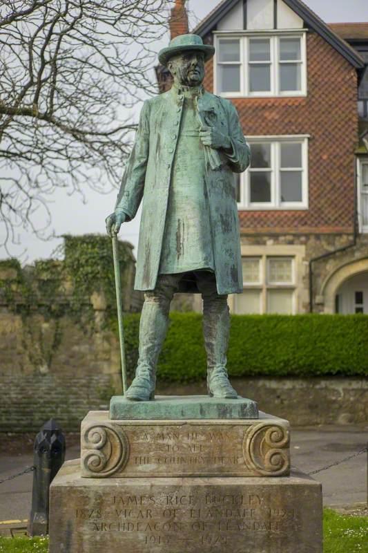 James Rice Buckley (1849–1924)