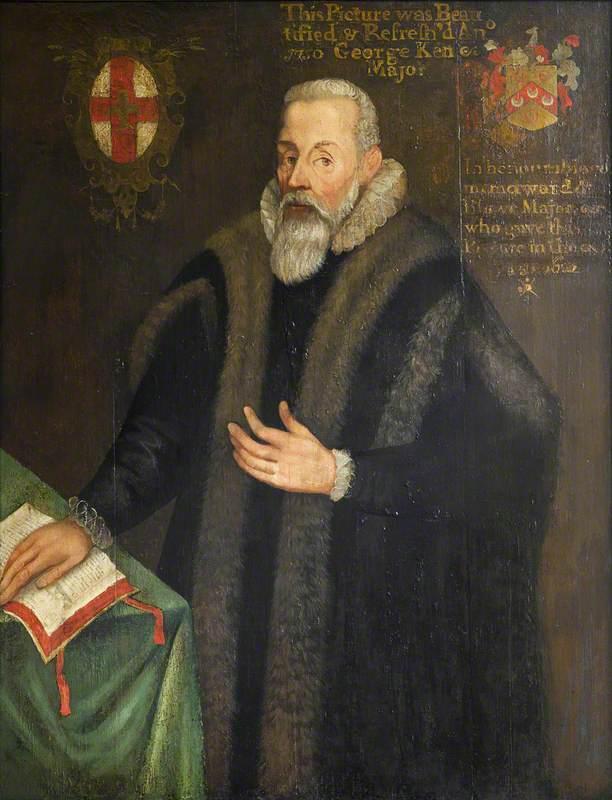 Thomas Sutton (1532–1611), Founder of the Charterhouse