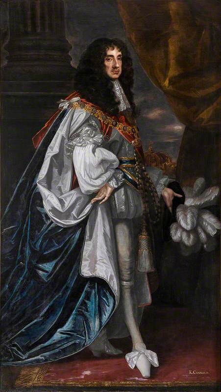 Charles II (1630–1685), Governor of the Charterhouse from 1660