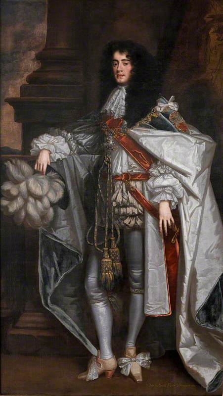 James Scott (1649–1685), Duke of Monmouth and Buccleuch, Governor of the Charterhouse from 1675
