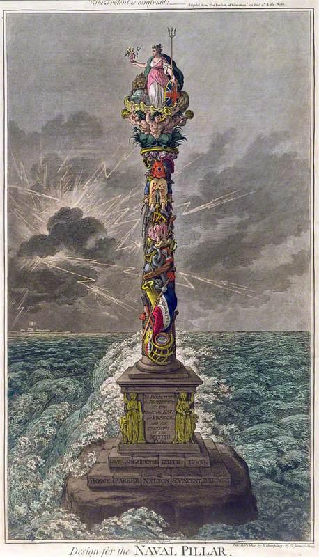 Design for the Naval Pillar