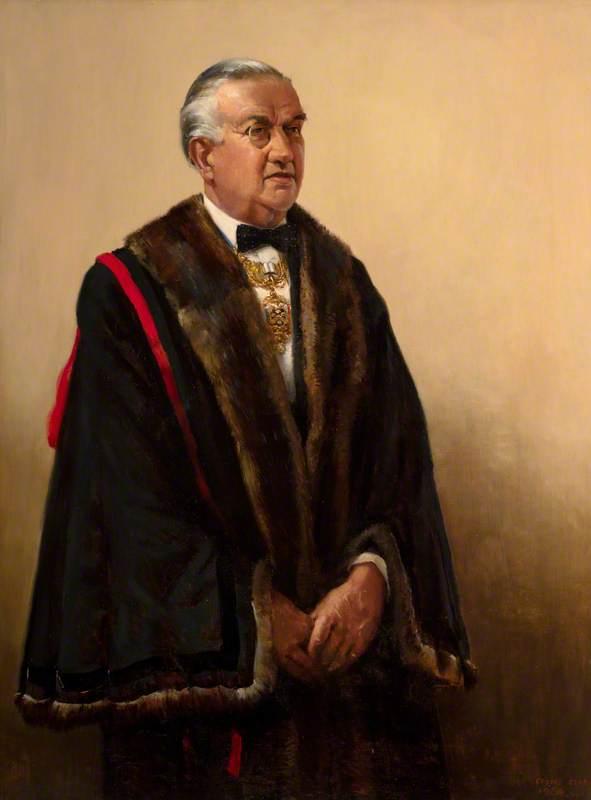 John Mylne Rivington (1897–1972), BA