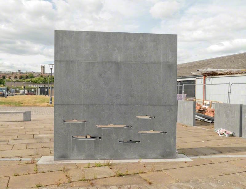 Still on Patrol (Submariners' Monument)