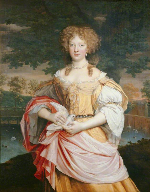 Mary Wilbraham (1661–1737), Later Countess of Bradford