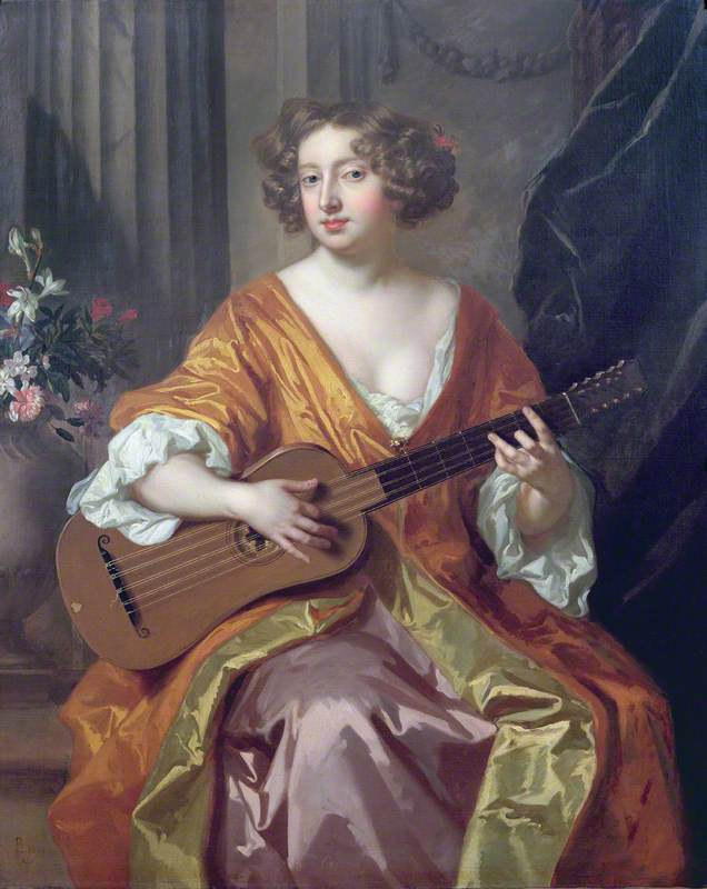 Mrs Moll Davis (1640–c.1721), Actress and Mistress of Charles II
