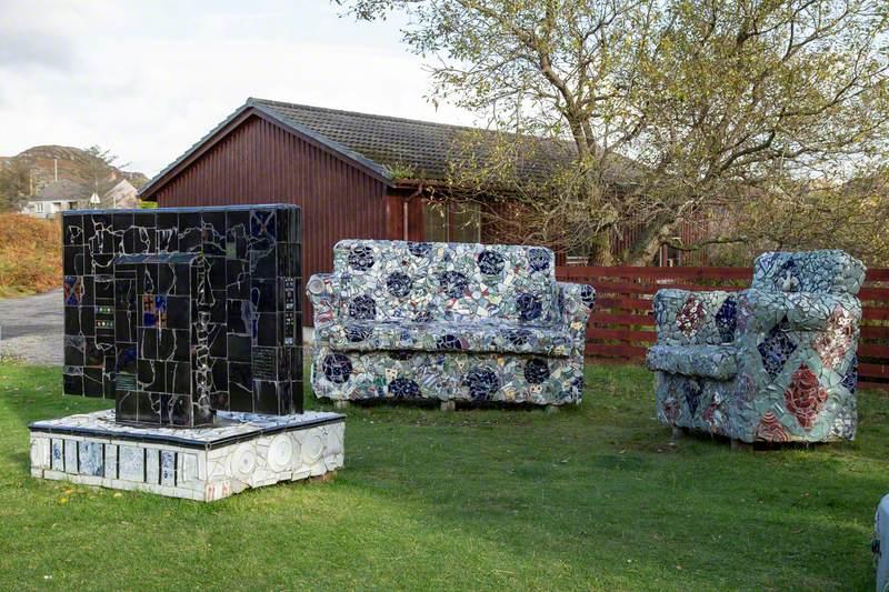 Mosaic Television and Sofas