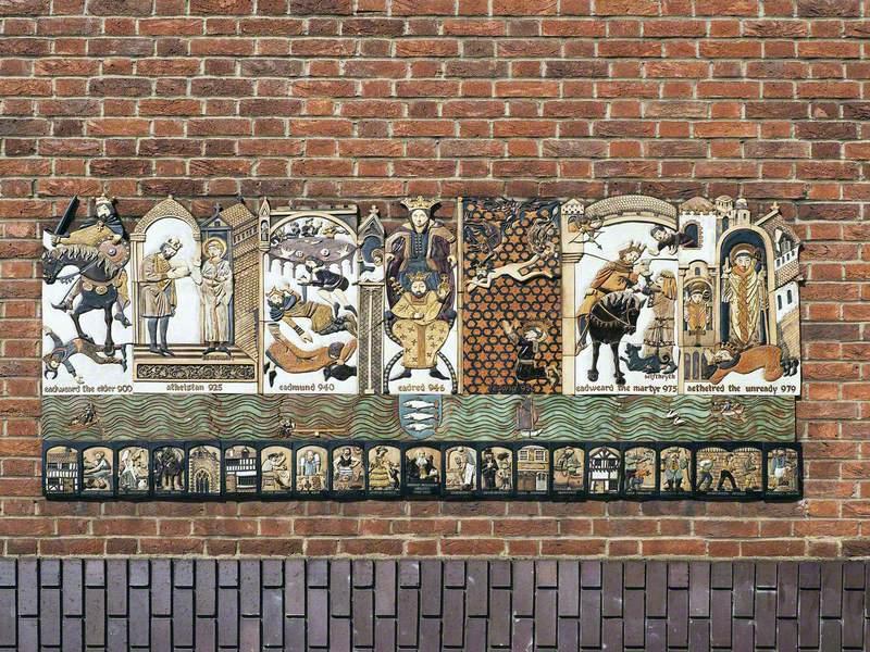 Kings Mural