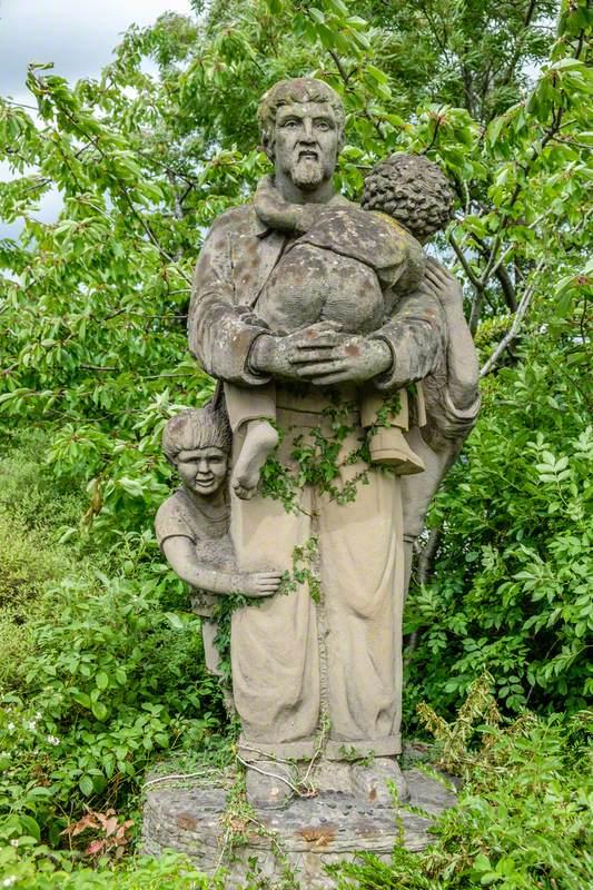 Plas Coch Sculpture