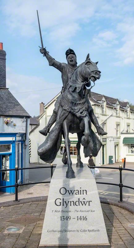 Owain Glyndwr (c.1349–c.1416)