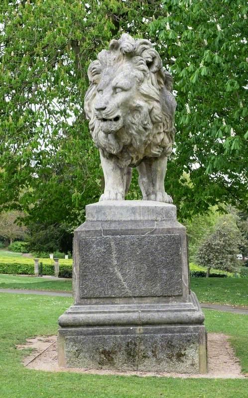The Lion at the Arboretum