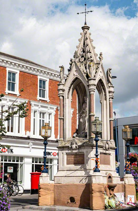 Queen Victoria Drinking Fountain (Jubilee Monument)
