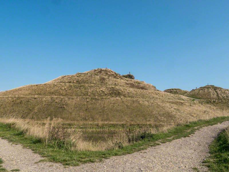 Northumberlandia (The Lady of the North)