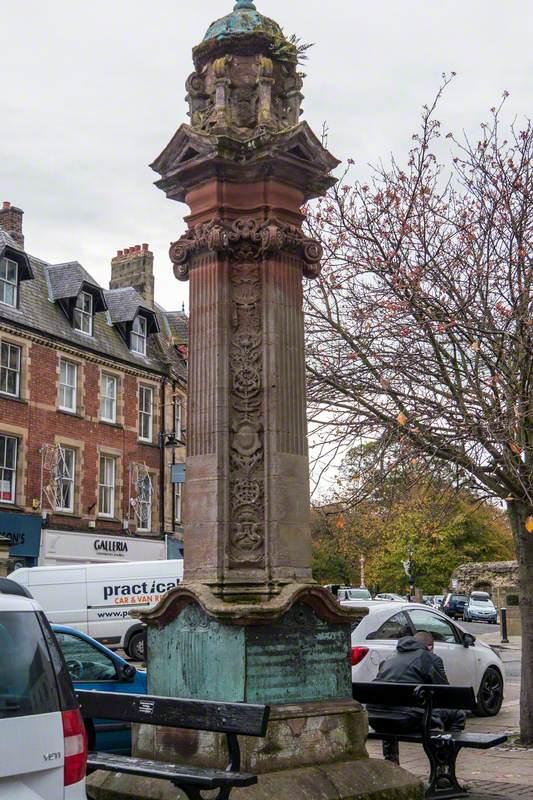 Temperley Memorial Fountain