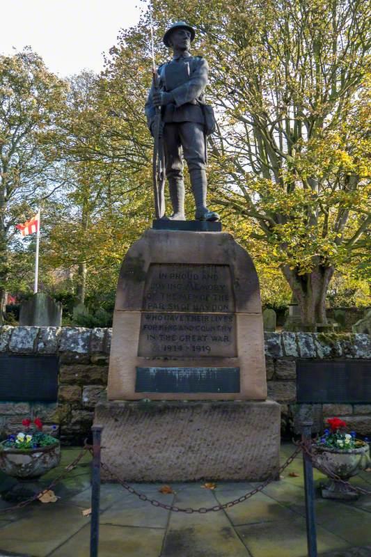 Haydon Bridge War Memorial