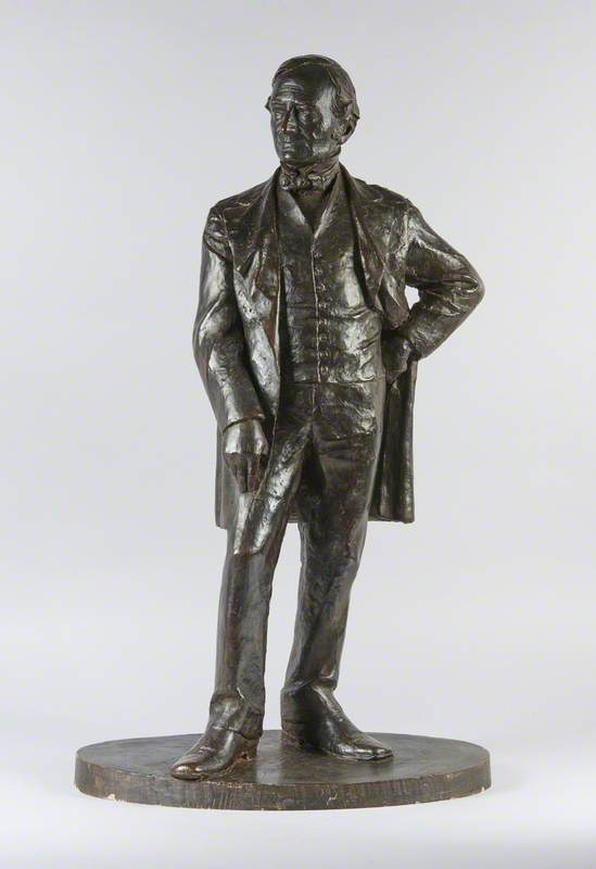 Maquette for 'William Fallows'