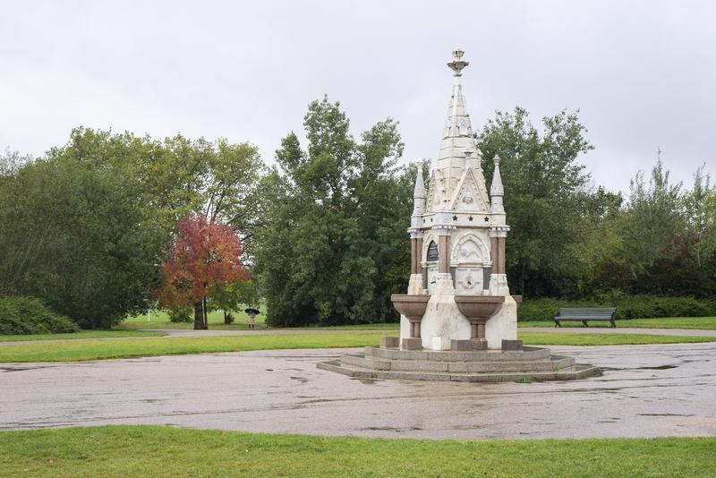 The Ready Money Drinking Fountain