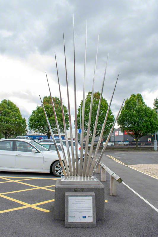 The Ashton Munitions Explosion Memorial
