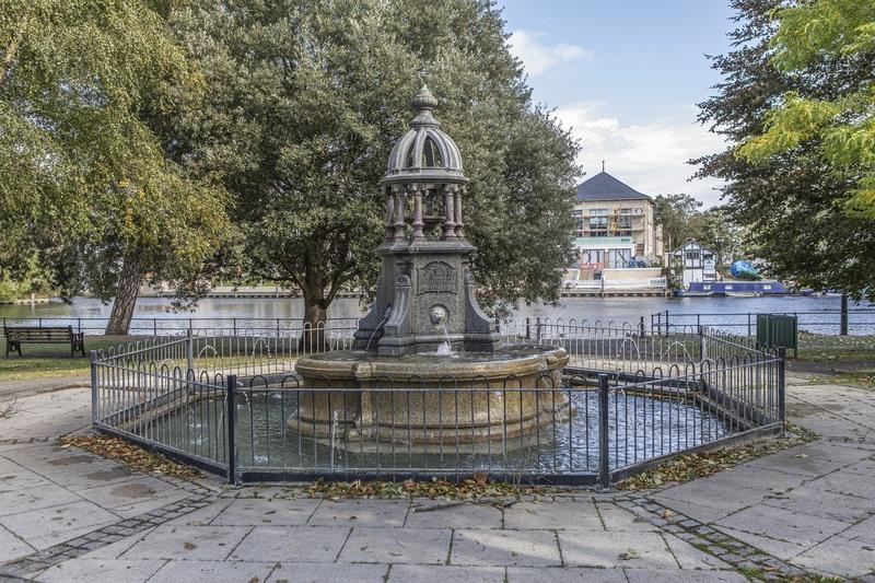 Ada Lewis Memorial Fountain