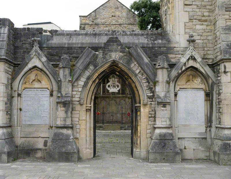 The Church of Holyrood Fire Memorial