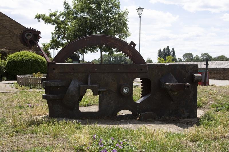 Industrial Sculpture 3