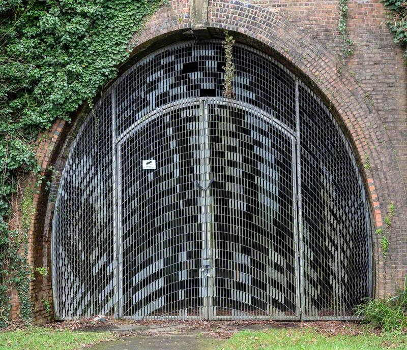 Heathfield Tunnel Gates