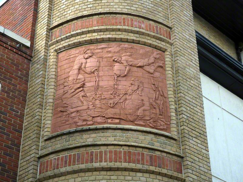 Joining Rivers: Brick Carving