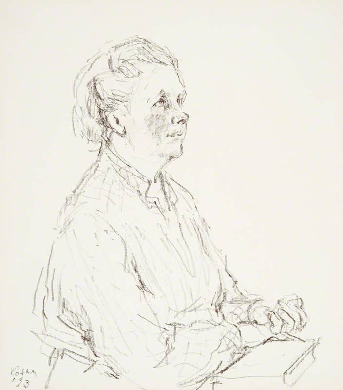 Rosamund Strode (1927–2010)