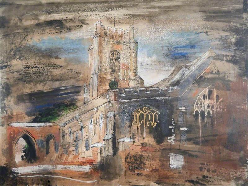 Aldeburgh Church