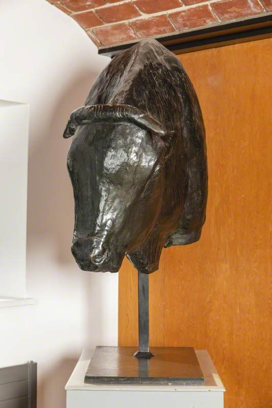Head of a Bull*