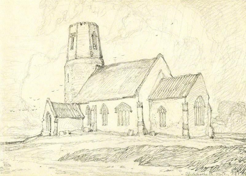 Edingthorpe Church, Norfolk