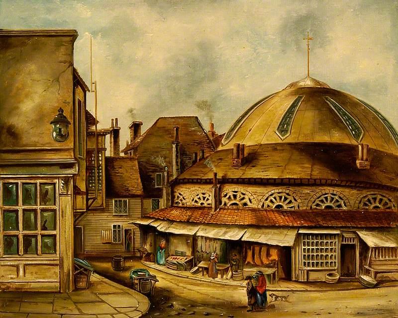 The Rotunda, Market, Cornhill, Ipswich