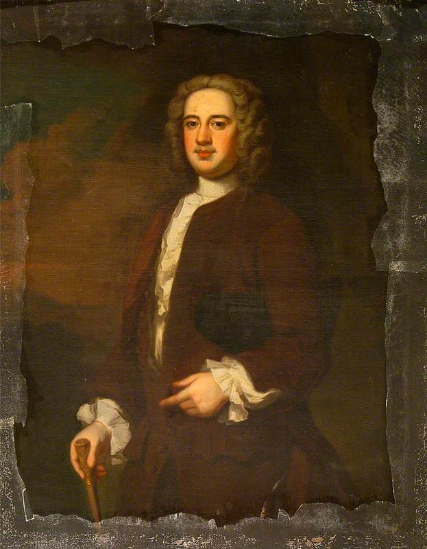 Dudley North (1706–1764)