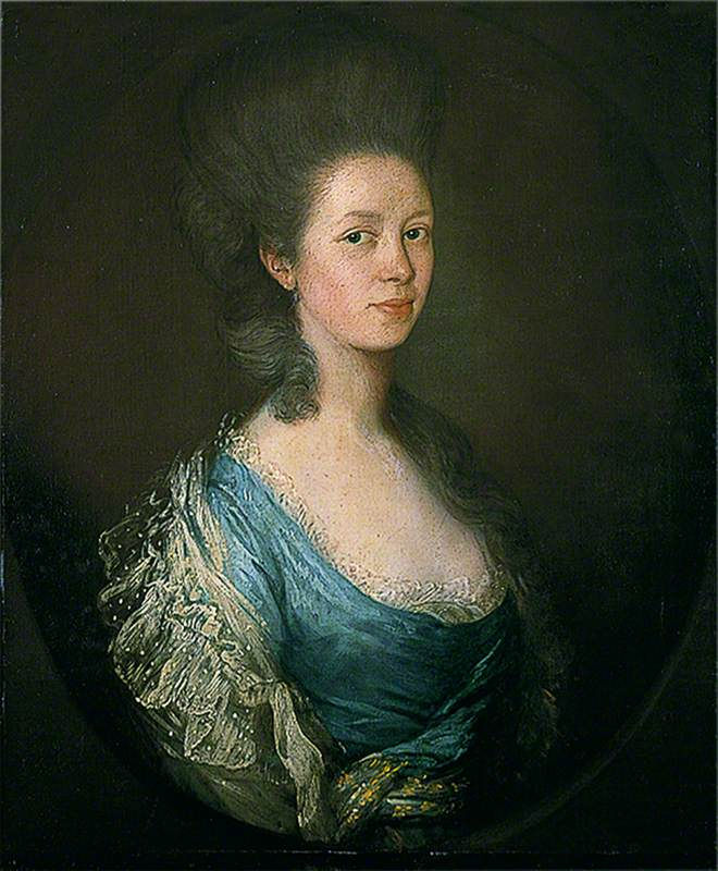 Mrs Kilderbee, née Mary Wayth (1723–1811)