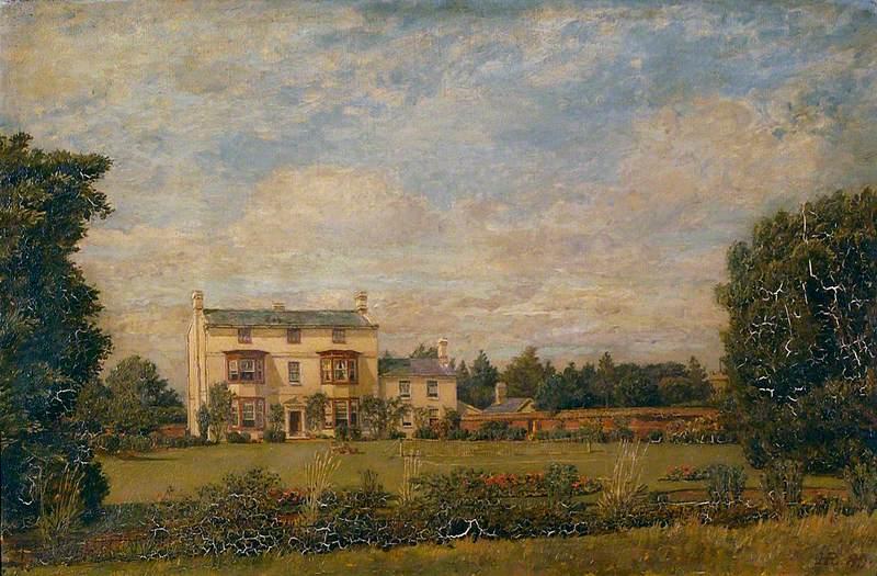 Henley Hall, Suffolk