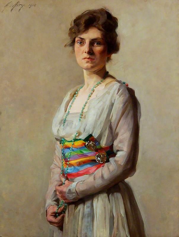 Mrs Monica Burnand